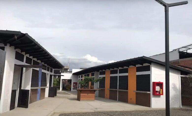 Entregaron Centro Gastronómico 'El Coclí' a Vendedores ambulantes de Zarzal