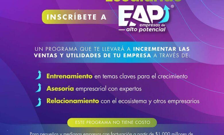 Empresarios del Eje Cafetero y Norte del Valle a crecer con 'Escalando Empresas de Alto Potencial'