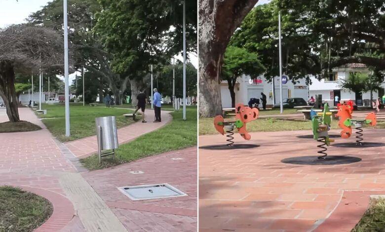Oficializan apertura provisional del Parque Lineal de Cartago