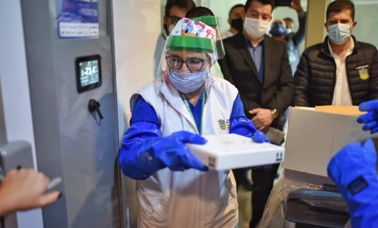 Desaparecieron cuatro vacunas contra COVID en clínica de Pereira