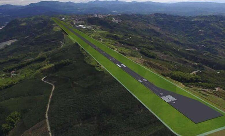 Proyecto Aeropuerto del Café es declarado de Importancia Estratégica para la Nación