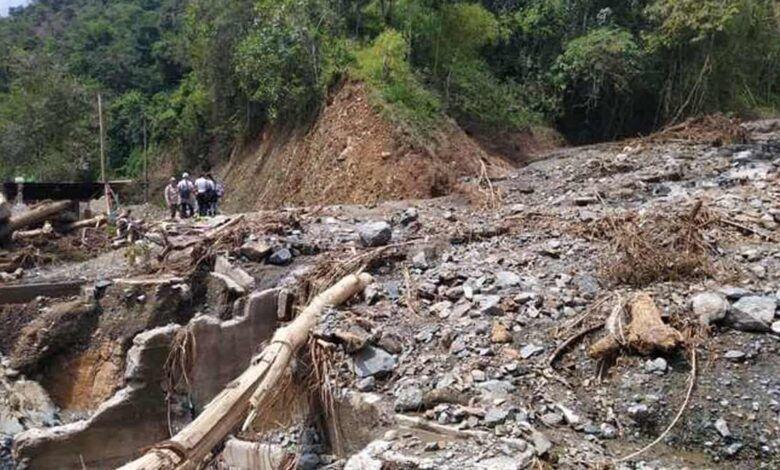 24 municipios han registrado emergencias por lluvias en el Valle del Cauca
