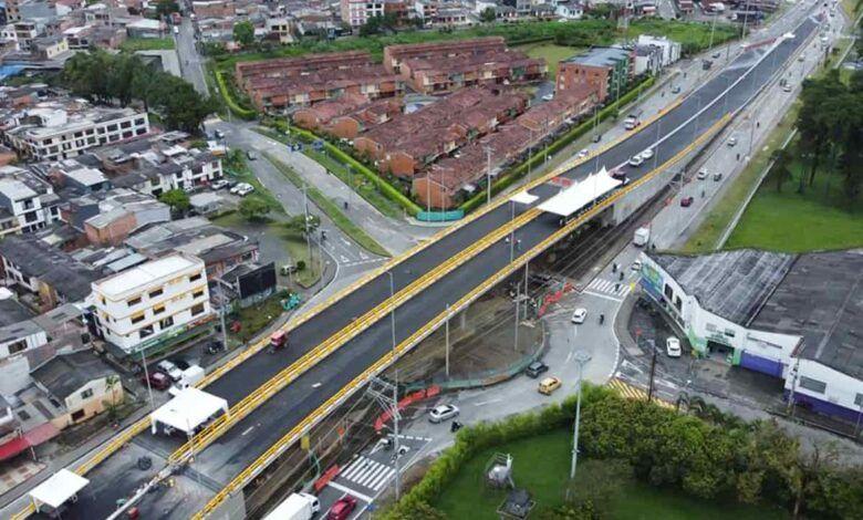 Puente Industriales, conexión vial y competitividad para el Eje Cafetero