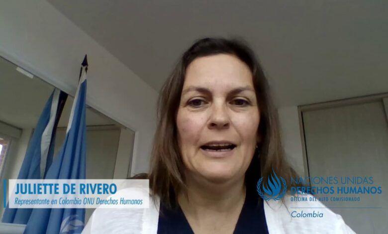 ONU denuncia la desaparición de jóvenes del Eje Cafetero en el Bajo Cauca