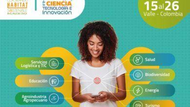 Este 15 de marzo inicia la II Semana Internacional de Ciencia y Tecnología en el Valle del Cauca