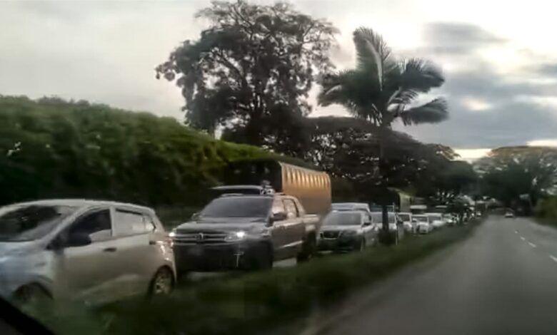 Obras de mantenimiento en la vía Cerritos – Pereira se harán de noche