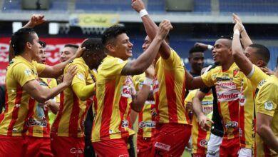 Deportivo Pereira derrotó a Pasto y se mantiene en la Primera División