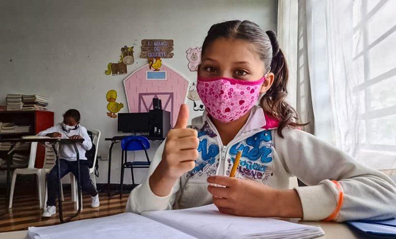 Suspensión de alternancia escolar por dos semanas en el Valle aplica en 34 municipios no certificados