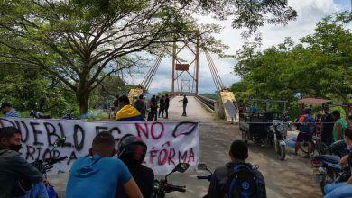 Vías que presentan bloqueos este sábado en el Valle del Cauca