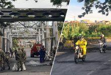 Despejan vía Cartago – Pereira sector de Puente de Bolívar