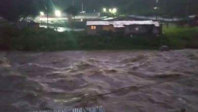 Fuertes lluvias generan crecientes súbitas en cuatro ríos del Quindío
