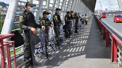 Control y vigilancia del Viaducto César Gaviria Trujillo