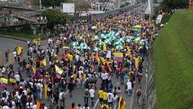 Denuncian amenazas en Risaralda contra líderes cívicos y estudiantiles que participan en el paro