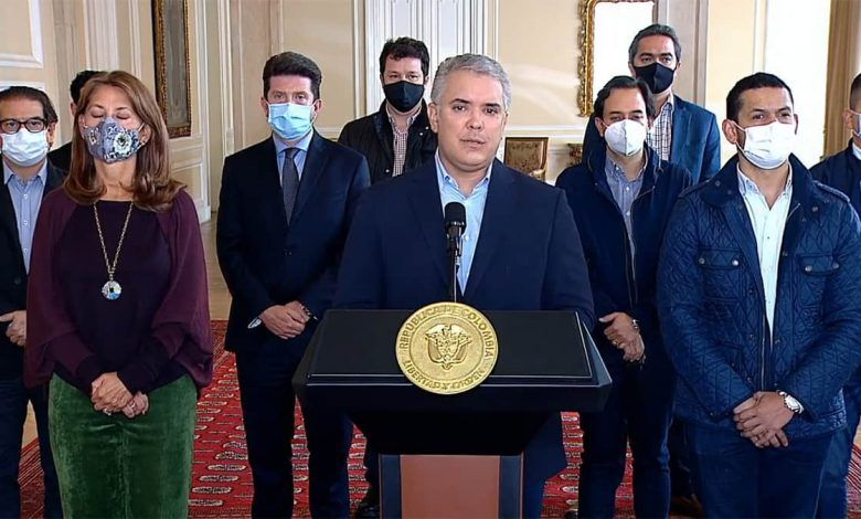 Iván Duque anunció el retiro de la Reforma Tributaria 'Ley de solidaridad sostenible'