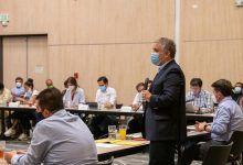 Presidente Duque se reunió con autoridades locales y departamentales en Pereira