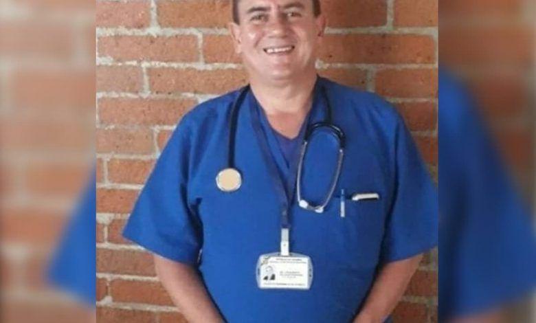 Falleció el profesional de la salud, Luis Alberto Salazar