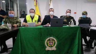 Manizales y Chinchiná serán militarizados tras alternaciones de orden público