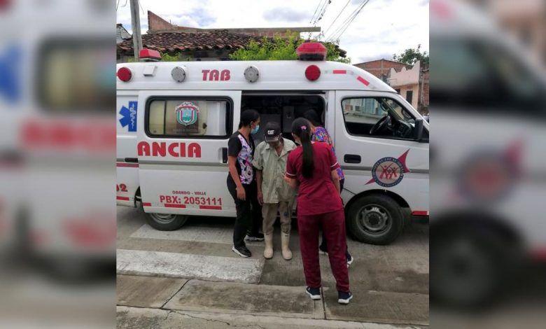 Logran traslado de pacientes con insuficiencia renal en caravanas humanitarias en el Valle