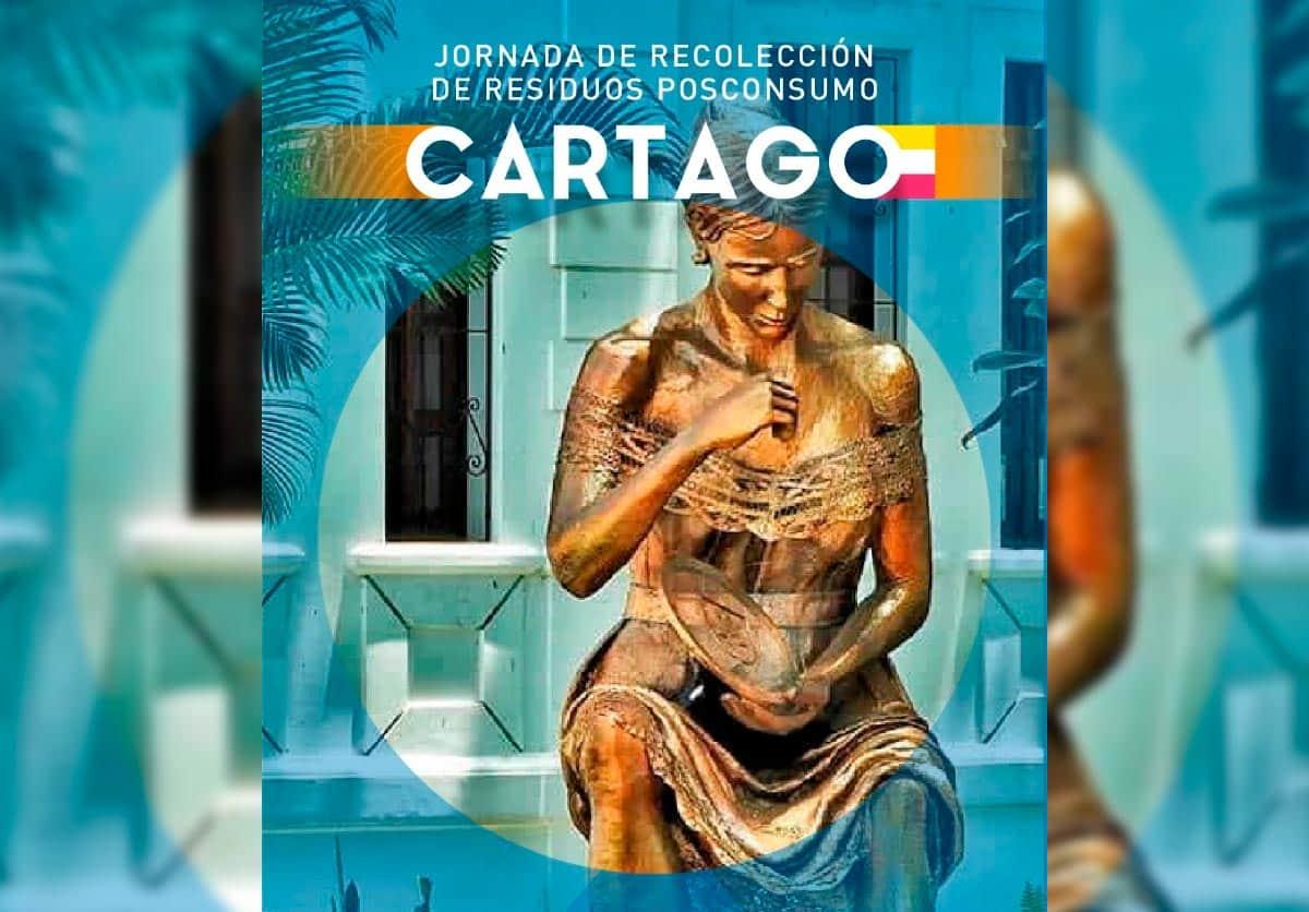 Jornada de Recolección de Residuos posconsumo en Cartago