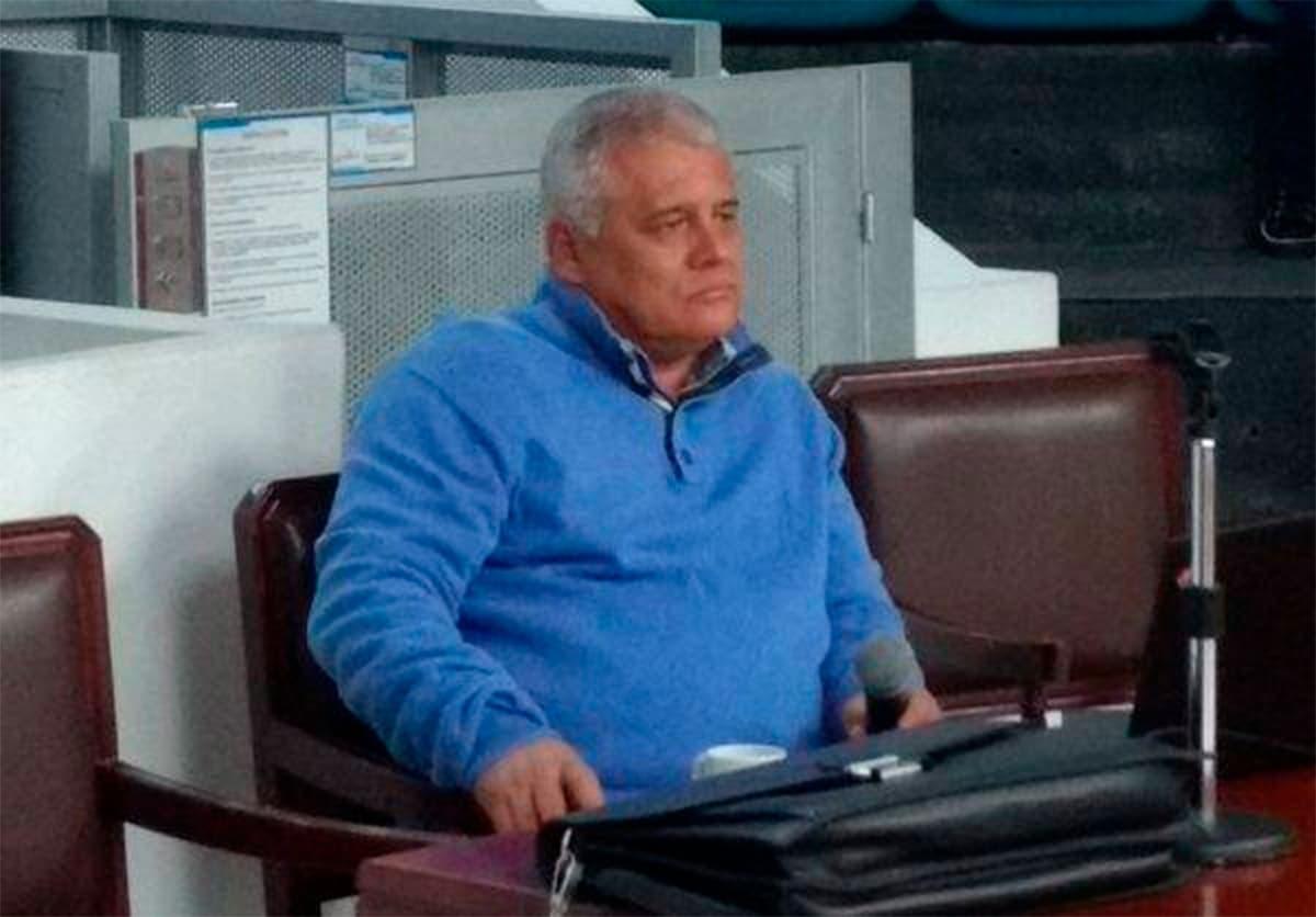 Fernán Alberto Cañas López, ex contralor de Dosquebradas