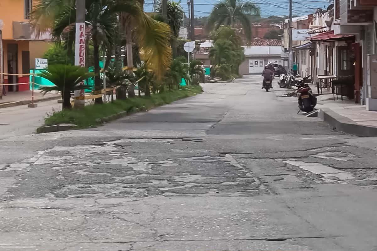 Malla vial de Cartago