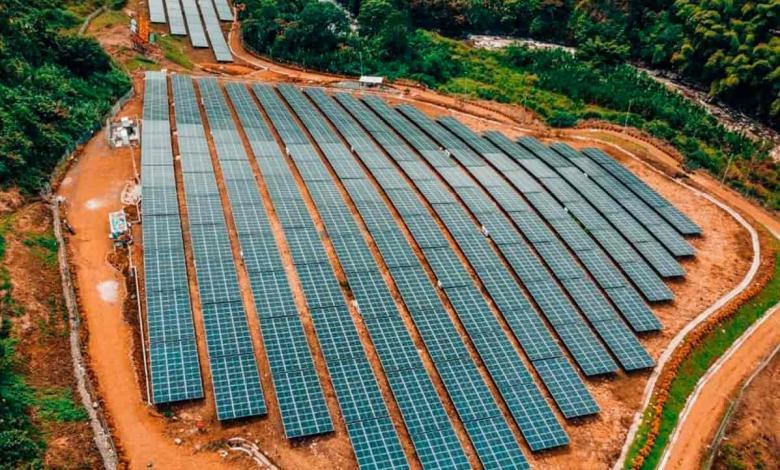 Granja Solar en Pereira Risaralda