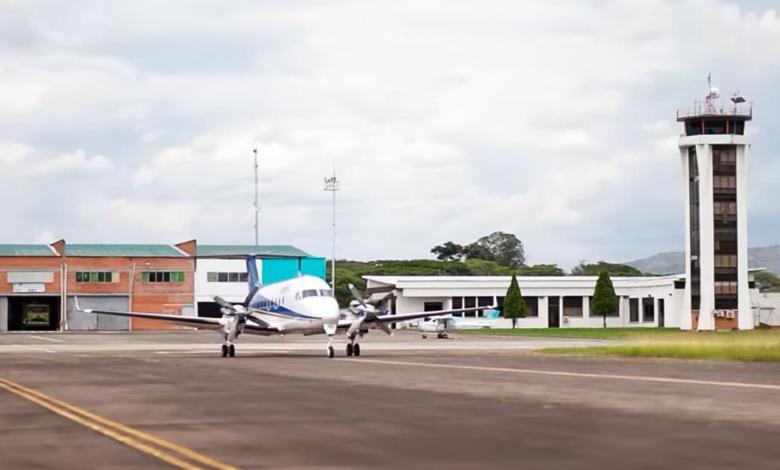Aeropuerto Santa Ana de Cartago
