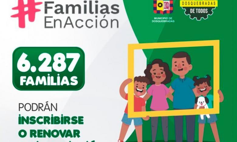 Familias en Acción   Dosquebradas