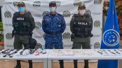 Incautan droga, celulares, simcards, entre otros en Cárcel de Cartago