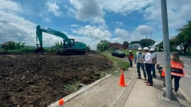 Obras de conexión vial al aeropuerto Matecaña de Pereira