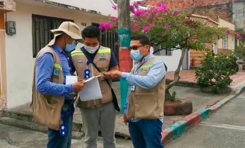 Persona autorizado de la Unidad de Catastro del Valle del Cauca